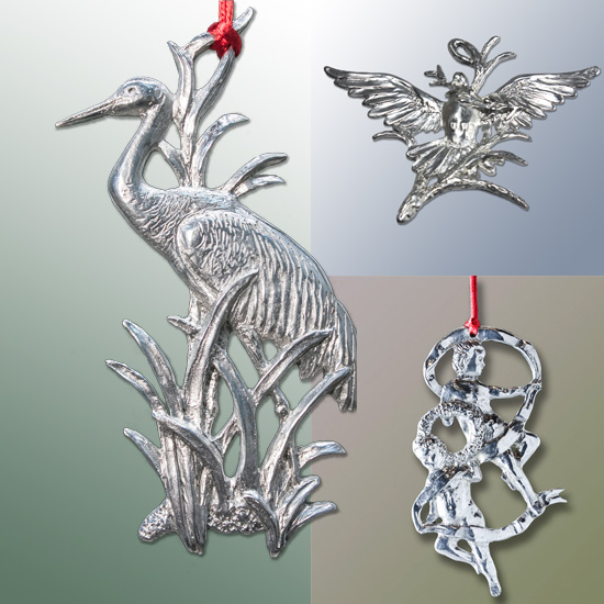Christmas Ornaments by Charles H. Reinike III