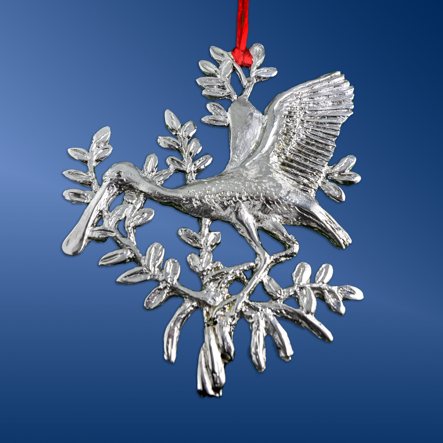 2020 Spoonbill Ornament