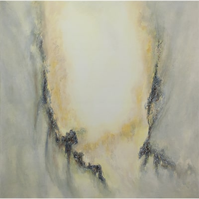 Breaking Through 48 X 48 by Charles H. Reinike III