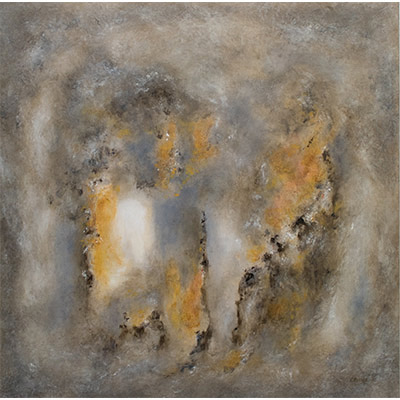 Within Reach 48 X 48 By Charles H. Reinike III